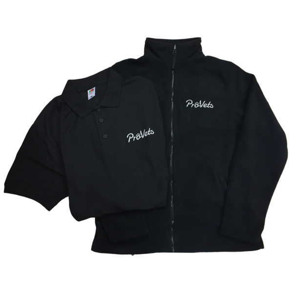 Pro Vets - Fleeces & Polo Shirts