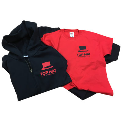 Top Hat Stage School Clothing