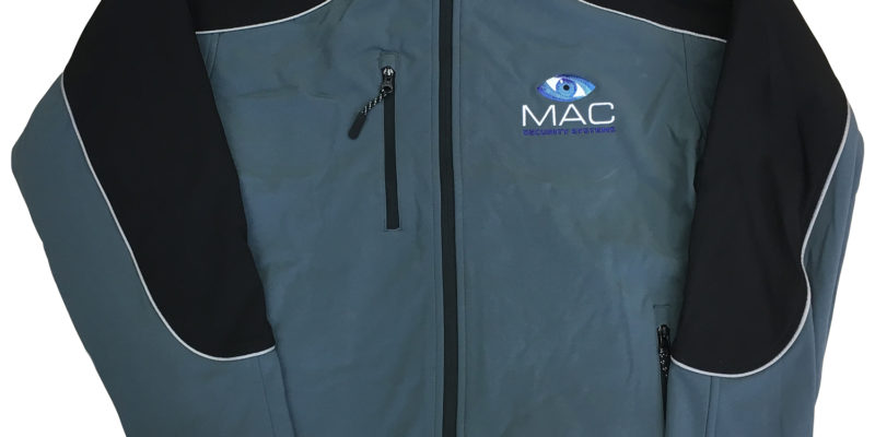 Mac Security Softshell Jacket