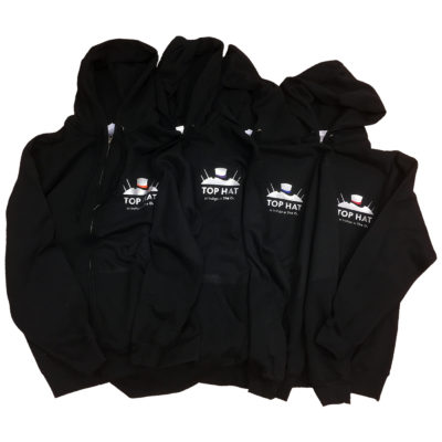 Top Hat Stage School Hoodies