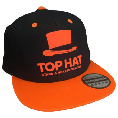Top Hat Stage School Caps