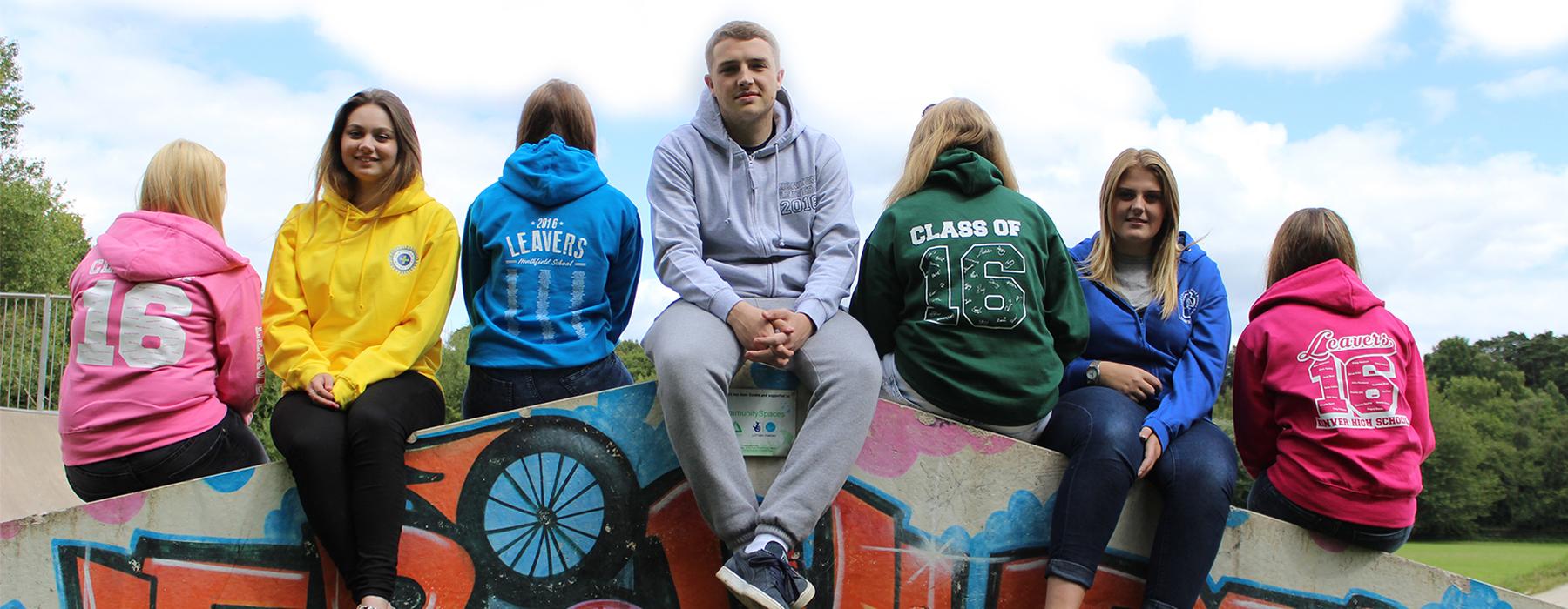school leaver hoodies