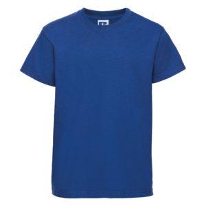 Premium children's round neck t-shirt - Bright Blue