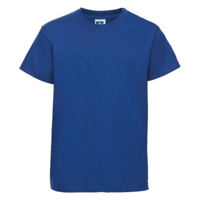 Premium children's round neck t-shirt - Bright Blue