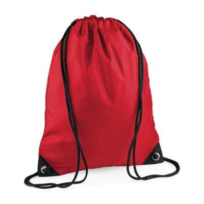Premium gymsac - Classic Red