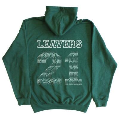Leavers Design 1
